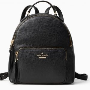Kate Spade Jackson Street medium Backpack Black